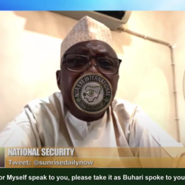 [VIDEO] If #Adesina or Myself speaks , #Buhari has spoken - Garba #Shehu tells #Nigerians