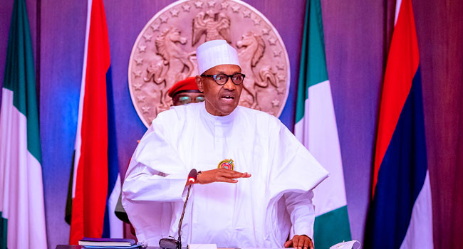 Be careful what you write or report about #Nigeria - #Buhari warns #Journalists