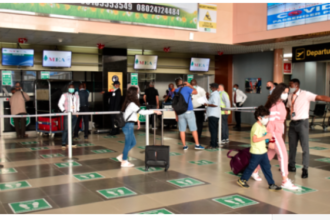 FG bans passengers from Brazil, India, Turkey amid surge in global COVID-19 cases